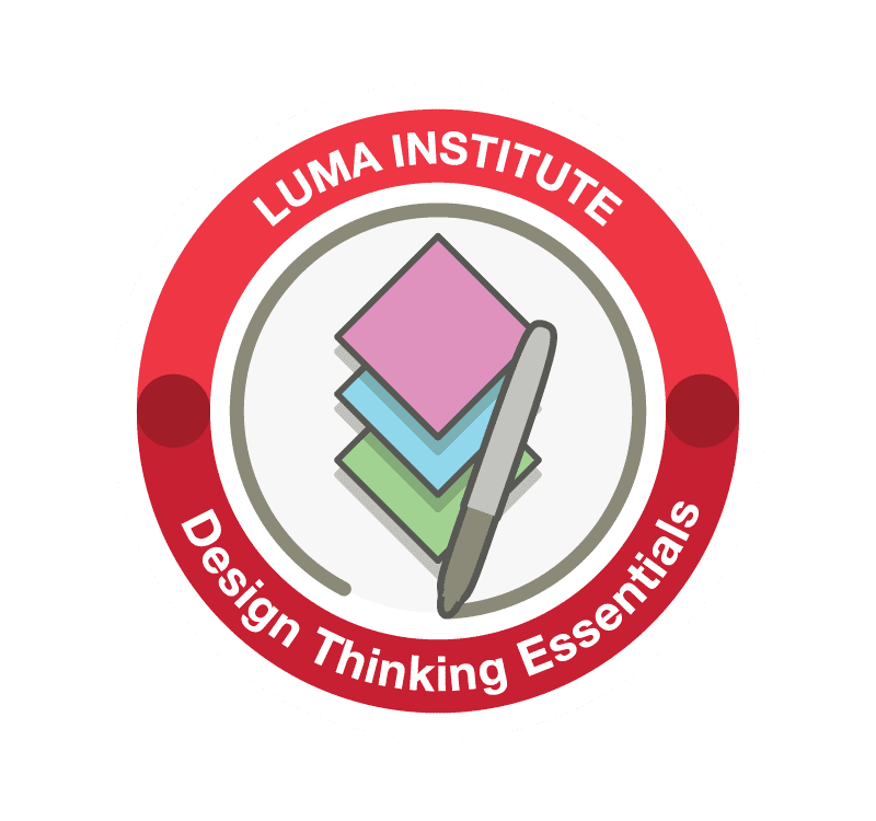 LUMA Badge